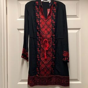 Chelsea & Violet Asian Style dress embroidered S